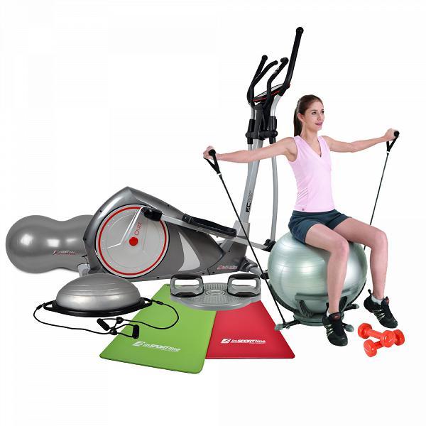Fitness a posilovna