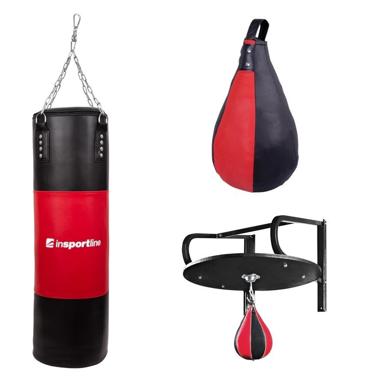 Boxovací pytle a hrušky