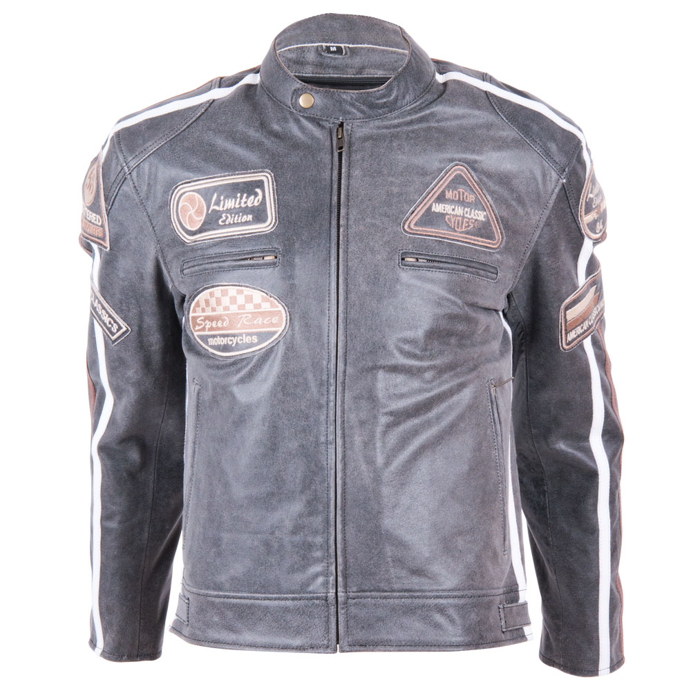 Pánské moto bundy - Bundy na motocykl - Oblečení na mot 2f2fcbb629f