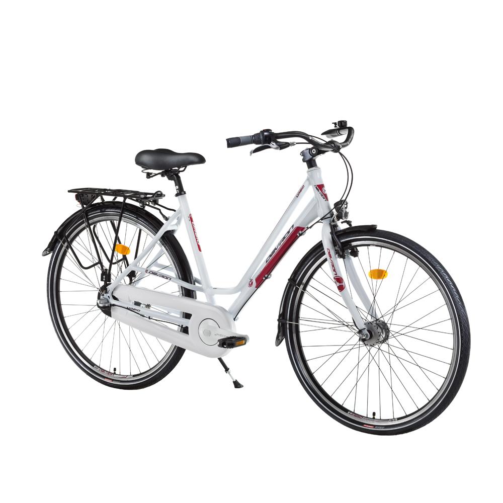Dámská městská kola