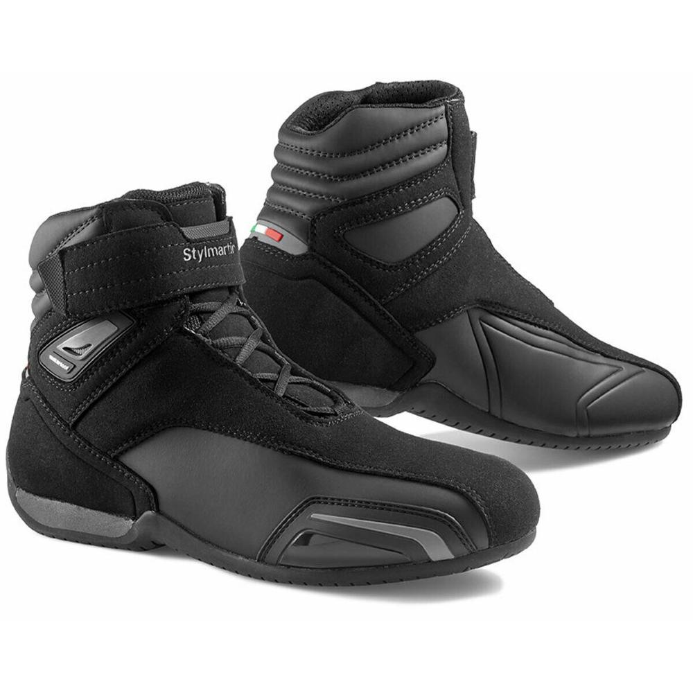 Nízké moto boty