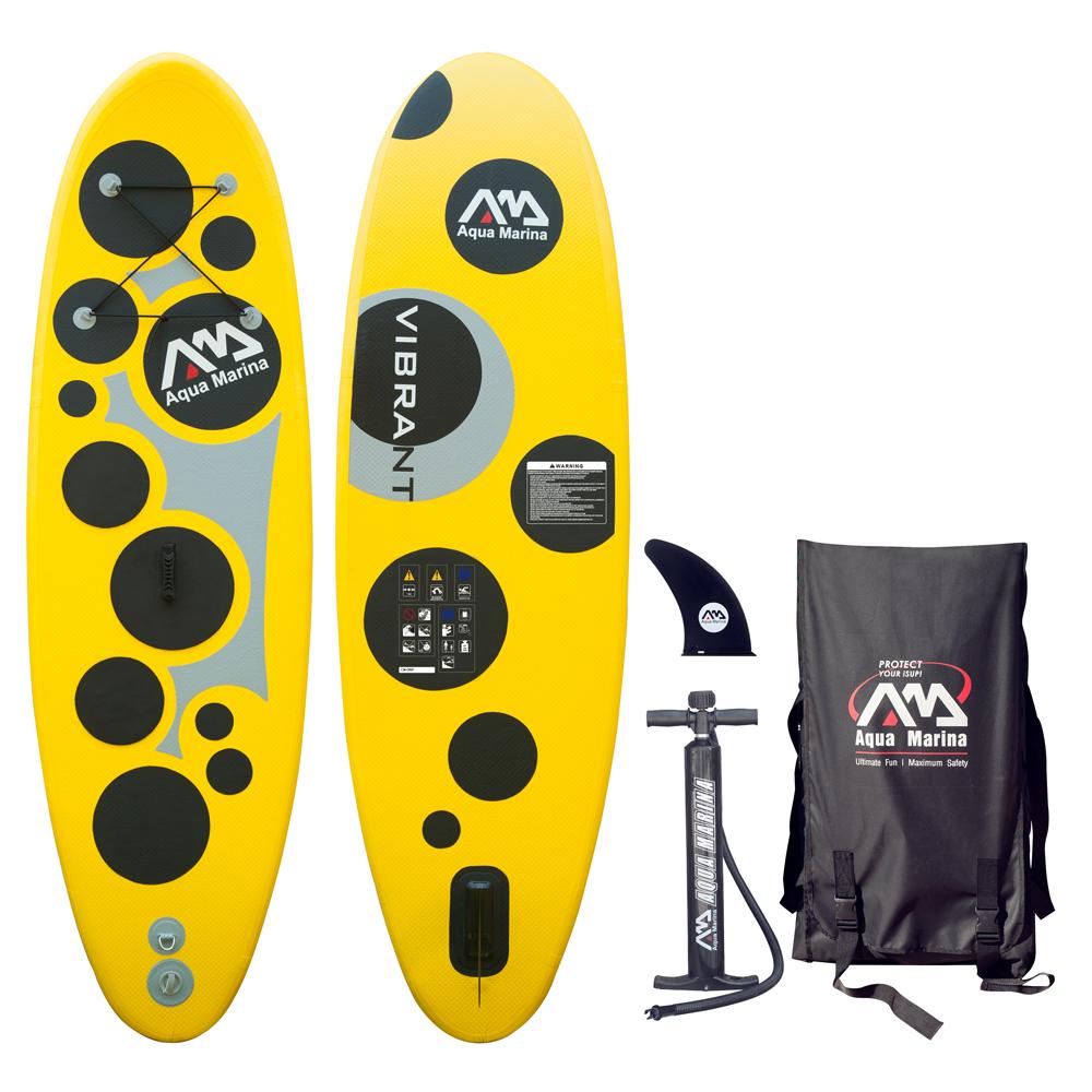 Nafukovací paddleboardy