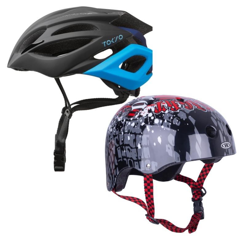 Sportovní helmy