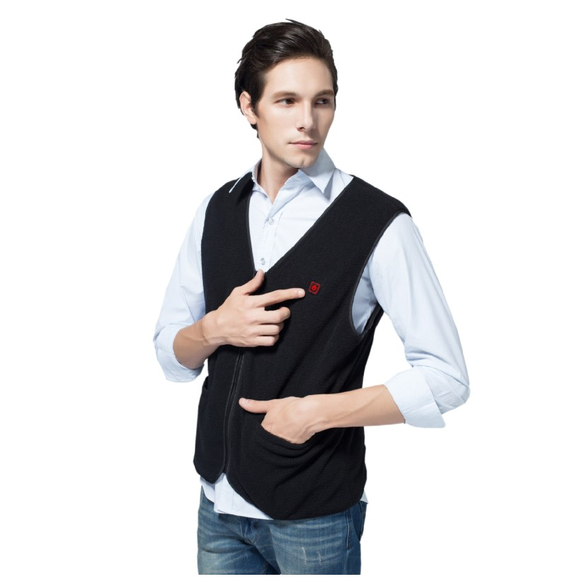 Vyhřívaná trika a vesty