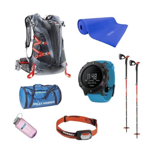 Outdoorové vybavení a camping