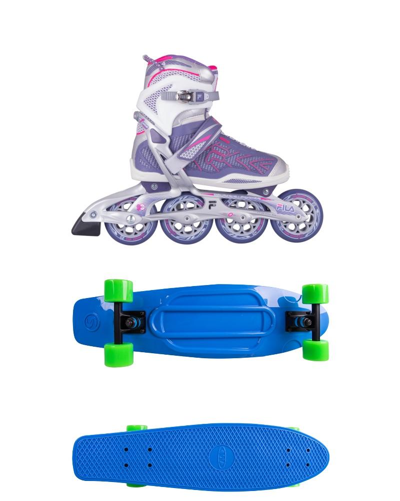 Skate & in-line bruslení