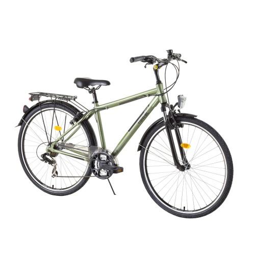 Trekingová a crossová kola
