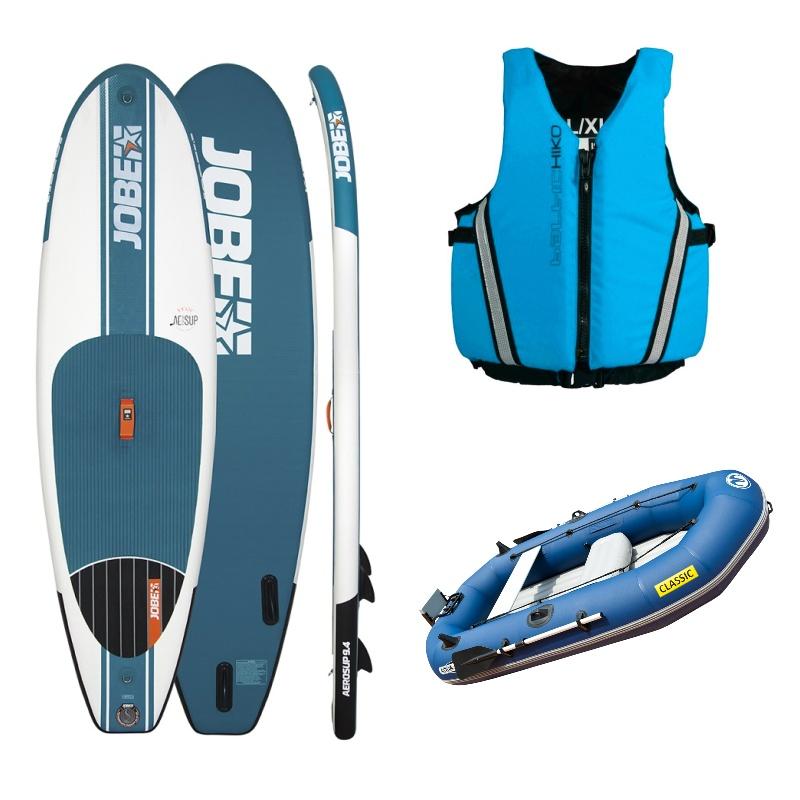 Vodní sporty a  aktivity