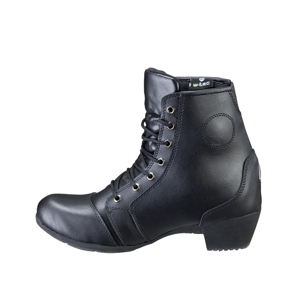 Dámské kožené moto boty W-TEC Jartalia NF-6092 cab2087a4b