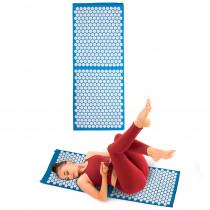 Masážní podložka inSPORTline AKU-1000 125 x 50 cm, modrá