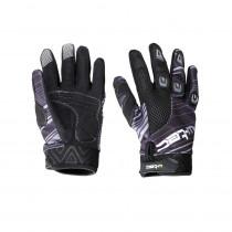 30 Moto rukavice W-TEC Heralt NF-5301 (Barva šedá e88b5711dc