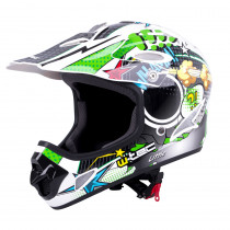 Downhill přilba W-TEC FS-605 Allride, Cartoon, XS (53-54)
