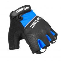 Cyklo rukavice W-TEC Bravoj AMC-1018-15 (Barva modro-černá, Velikost XS)