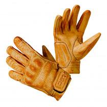 Moto rukavice W-TEC Modko, žlutá, S
