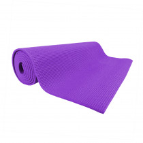 Karimatka inSPORTline Yoga 173x60x0,5 cm, fialová