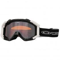 Lyžařské brýle WORKER Simon, černá