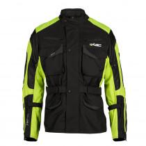 Moto bunda W-TEC Nerva, zelená, S