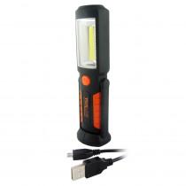 Nabíjecí LED svítilna Trixline BC TR AC 207