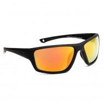Sportovní sluneční brýle Granite Sport 24, černá s oranžovými skly
