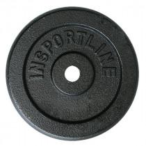 Litinové závaží inSPORTline Castblack 20 kg