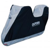 Plachta na motorku Oxford Aquatex XL s prostorem na kufr