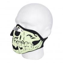 Maska Oxford Glow Skull