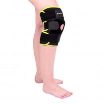 Magnetická bambusová bandáž na koleno inSPORTline
