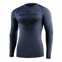Moto thermo triko Rebelhorn Freeze Jersey, černá, XS