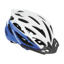 Cyklo přilba Kross Brizo, bílo-fialová, M (54-58)