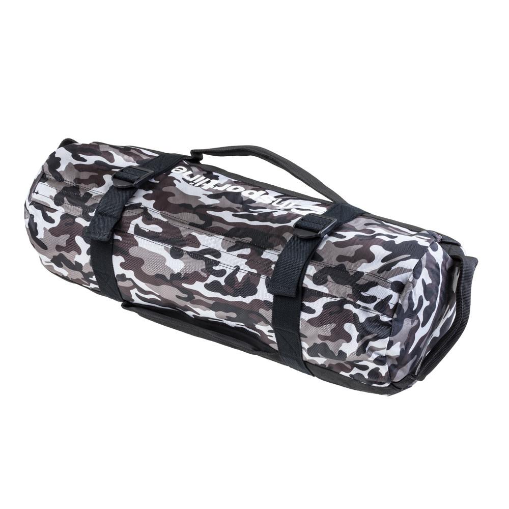 Posilovací vak inSPORTline Camobag 25 kg