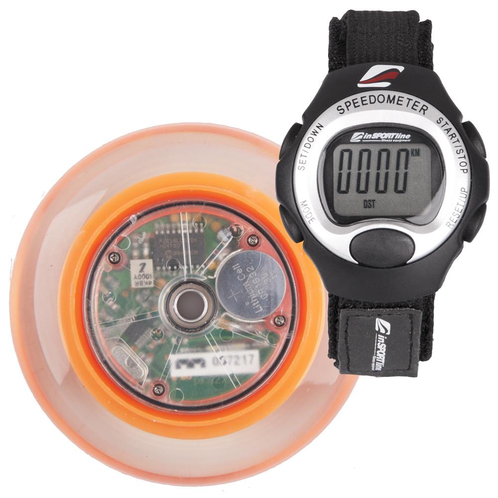 Kolečko s tachometrem inSPORTline SPEED 100 mm