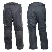 Dámské moto kalhoty W-TEC Goni, černá, XS