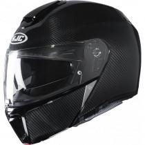 Moto přilba HJC RPHA 90S Carbon Solid Black P/J