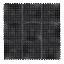 Puzzle zátěžová podložka inSPORTline Avero 0,6 cm, černá