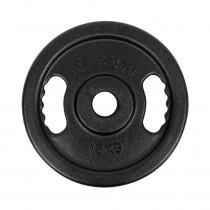 Olympijský litinový kotouč Top Sport Castyr OL 15 kg