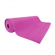 Karimatka inSPORTline Yoga 173x60x0,5 cm, růžová