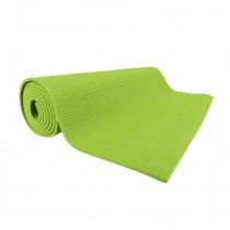 Karimatka inSPORTline Yoga 173x60x0,5 cm, reflexní zelená