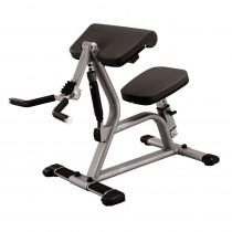 Posilovač bicepsů - Hydraulicline CBC400, černá