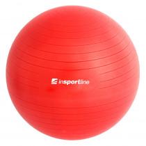 Gymnastický míč inSPORTline Top Ball 65 cm (Barva červená)