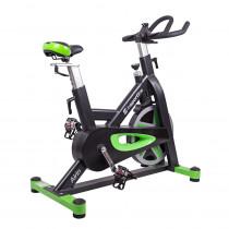 Cyklotrenažér inSPORTline Airin, černo-zelená