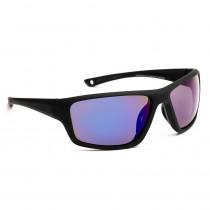 Sportovní sluneční brýle Granite Sport 24, černá s modrými skly