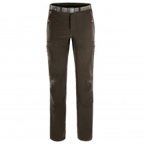 Pánské kalhoty Ferrino Hervey Winter Pants Man New, Iron Brown, 44/XS