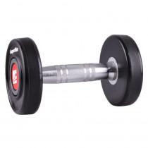 Jednoruční činka inSPORTline Profi 2 kg