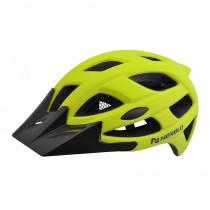 Cyklo přilba Nexelo City, zeleno-černá, M (55-58)